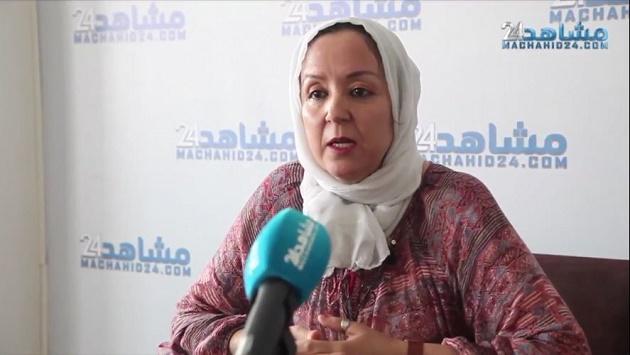 الشاعرة سميرة أملال تتحدث عن الحركة الثقافية وفرص الإبداع في مدينتها ورزازات