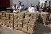 مصالح الأمن بأكادير توقف سائق شاحنة بحوزته كميات كبيرة من مخدر الشيرا