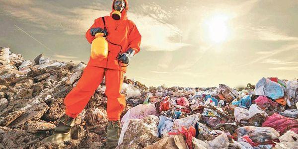 المغرب يوافق على اتفاقية لحظر استيراد النفايات الخطرة إلى إفريقيا