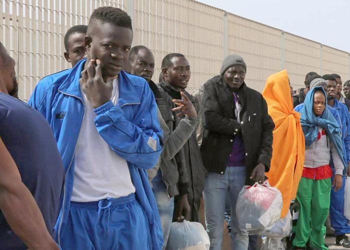 مركز دولي: الجزائر تفتقر إلى رؤية سياسية بخصوص قضية الهجرة