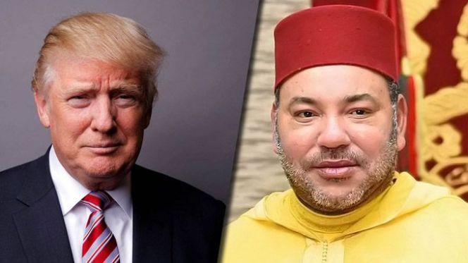 الملك يهنئ ترامب بمناسبة عيد استقلال بلاده