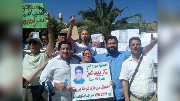 الجزائر: حقوقيون يطالبون بالإفراج عن 160 معتقلا سياسيا منذ التسعينيات