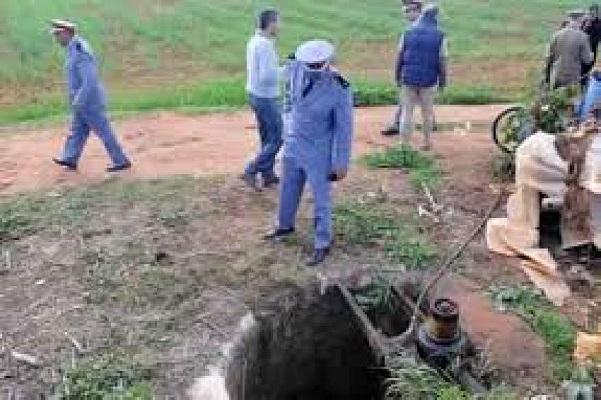 قلعة سراغنة.. استنفار أمني إثر العثور على جثة شاب ودراجته داخل بئر مهجور