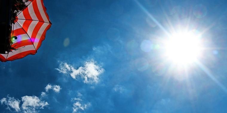 درجات الحرارة تقفز إلى مستويات قياسية وسماء غائمة بعدة مناطق