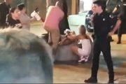 إصابة مغربيين في إطلاق للنار بمنطقة سياحية بإسبانيا