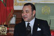 الملك يؤكد حرصه على الرقي بالعلاقات مع الجزائر
