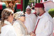 استقبال الملك لنجلة عبد الكريم الخطابي رسالة تحمل الكثير من الرموز اتجاه منطقة الريف