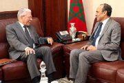 المالكي والبكوش يبحثان إمكانيات الدفع بمسلسل بناء اتحاد المغرب العربي