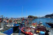 أسطول الصيد الأوروبي يغادر غدا المياه المغربية
