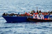 البحرية الملكية المغربية تنقذ 110 مهاجرين في عرض المتوسط