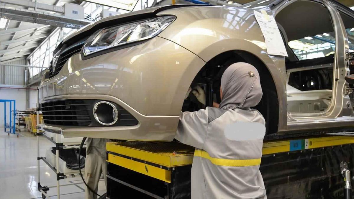 المغرب يوقع اتفاقية مع مجموعة صينية لإنتاج إطارات العجلات من الألمنيوم