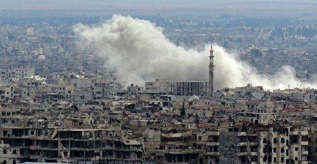 سوريا.. ارتفاع عدد قتلى الهجمات في