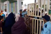 مصرع طفل دهسته سيارة طبيب داخل مستشفى الهاروشي بالدار البيضاء