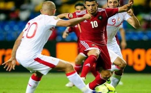 المغرب يواجه تونس وديا