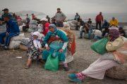 برلمانيون يستطلعون أوضاع أطفال ونساء التهرب المعيشي بمعبر باب سبتة