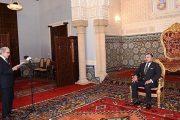 الملك يستقبل والي بنك المغرب ويتسلم تقريره السنوي
