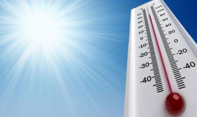 طقس نهاية الأسبوع..درجات حرارة مرتفعة ورياح قوية