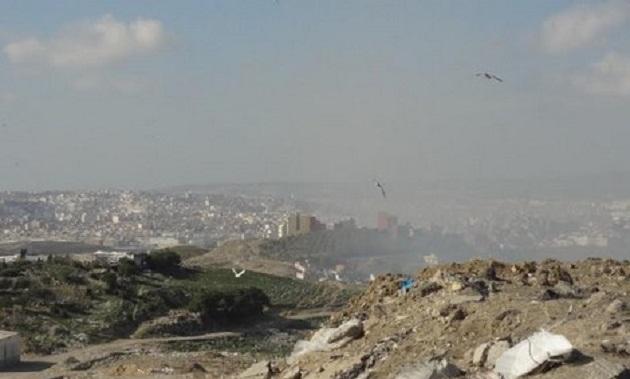 روائح كريهة لمطرح النفايات تحرم سكان طنجة النوم