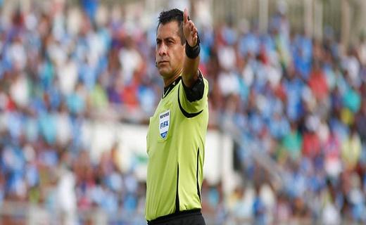 الأوروغوياني أندريس يقود مباراة فرنسا وبلجيكا