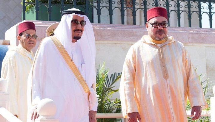 الملك محمد السادس يدعو العاهل السعودي إلى زيارة المغرب