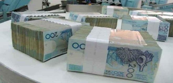 بنك المغرب: تحسن قيمة الدرهم مقابل الدولار بنسبة 1,78 في المائة