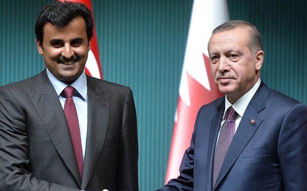 بعد انهيار الليرة.. خطة قطرية لدعم اقتصاد تركيا