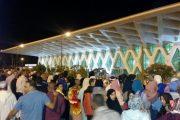 مواطنون يشتكون سوء المعاملة لدى مرافقتهم الحجاج بمطار مراكش المنارة