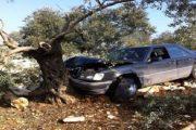 إقليم آسفي.. مصرع 3 أفراد عائلة واحدة في حادث ارتطام سيارتهم بشجرة