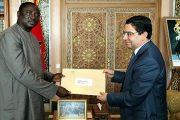 بوريطة يستقبل وزير الشؤون الخارجية الغامبي حاملا رسالة إلى الملك