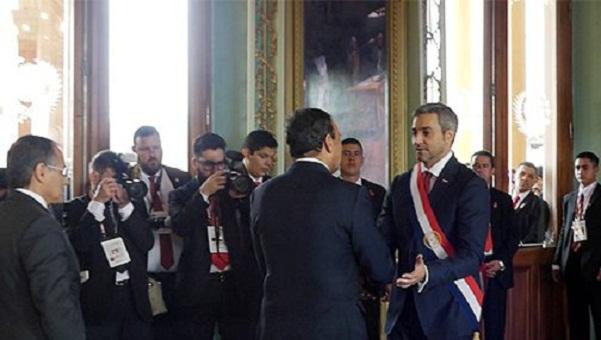رئيس الباراغوي الجديد يرغب في زيارة المملكة قريبا