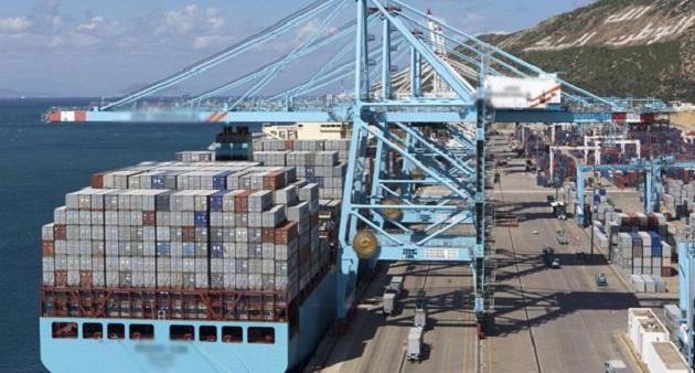 ميناء طنجة المتوسط للحاويات يصنف الأكبر بإفريقيا و45 عالميا