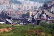 استبعاد وجود مغاربة بين ضحايا انهيار جسر جنوة في إيطاليا