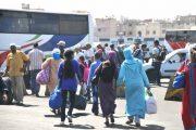 عيد الأضحى.. وزارة النقل تسلم 933 رخصة استثنائية لنقل المسافرين