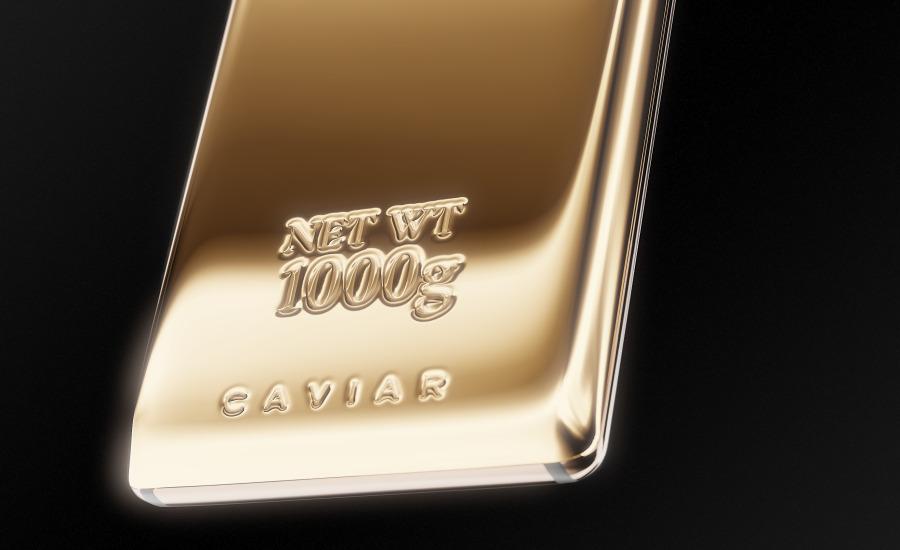 بالصور.. هاتف ''غالاكسي نوت 9'' في نسخة ذهبية للأثرياء فقط