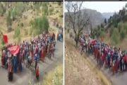 اقليم أزيلال.. سكان عدة دواوير في مسيرات احتجاجية للمطالبة بمراكز صحية