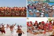 استفادة 1000 طفل وطفلة من مخيم صيفي بالفنيدق