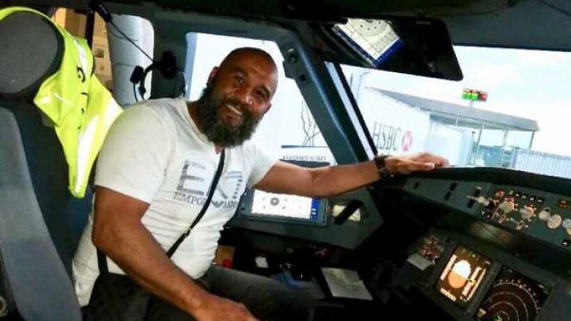 ملاكم فرنسي من أصول مغربية ينقذ طائرة ركاب من هجوم عدواني