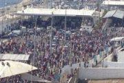 غضب الجالية المغربية من بطء الإجراءات الجمركية على باب سبتة