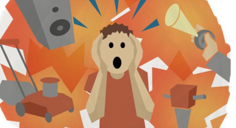 دراسة حديثة: ضجيج المنازل يصيب الدماغ بهذا المرض