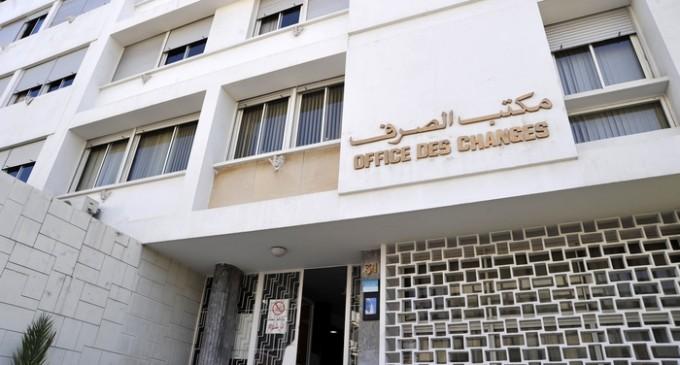مكتب الصرف: انخفاض الاستثمارات الأجنبية المباشرة بنسبة 25.2%