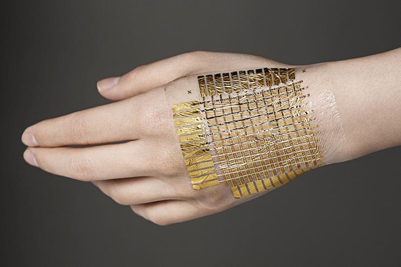 ابتكار جلد إلكتروني يحاكي جلد الانسان