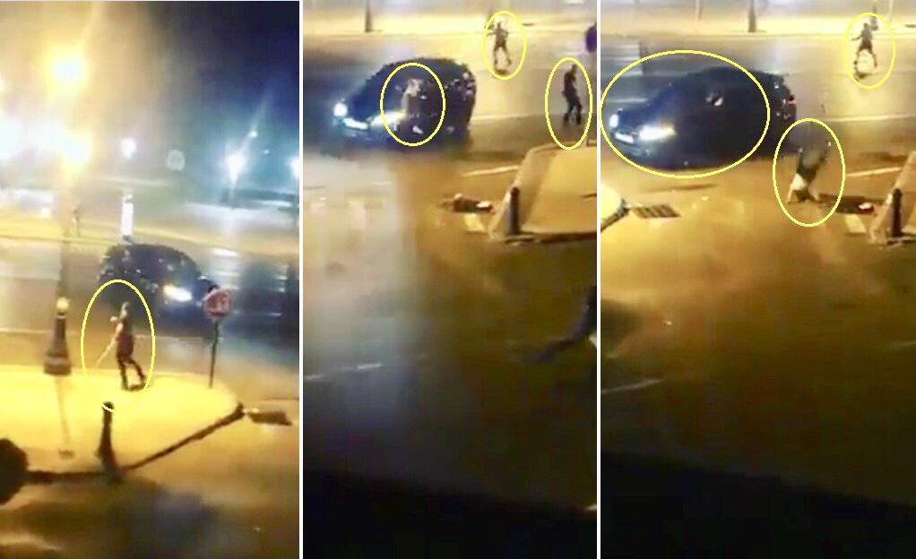 أمن طنجة يفتح تحقيقاً في حادث دهس بالشارع العام
