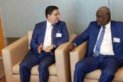 بوريطة يتباحث بنيويورك مع رئيس مفوضية الاتحاد الإفريقي