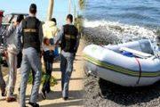 البحرية الملكية تحبط عملية للهجرة غير الشرعية بشاطئ مارتيل