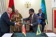عزم المغرب وإثيوبيا على تنفيذ الاتفاقات الموقعة على هامش الزيارة الملكية