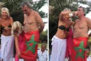 بتهمة إهانة العلم الوطني.. السلطات المغربية تسحب جواز سفر فرنسي