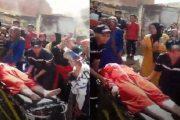 معطيات جديدة حول وفاة سيدة أثناء مسيرة احتجاجية بإفران