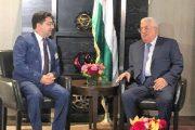 """محمود عباس يشيد بمواقف الملك """"المناصرة دوما للقضية الفلسطينية"""""""