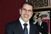 العثماني يمثل الملك في حفل تنصيب الرئيس المالي