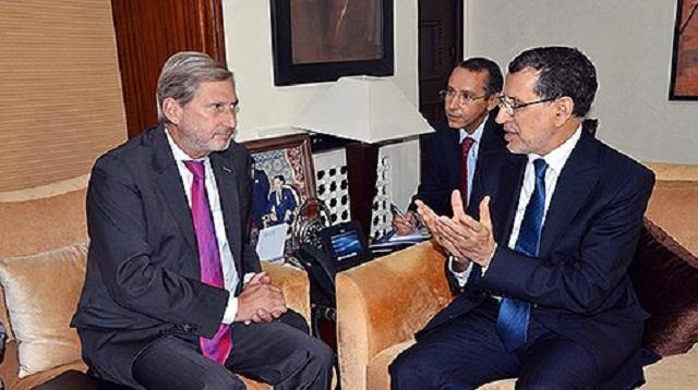 المغرب والاتحاد الأوروبي عازمان على تعزيز شراكتهما